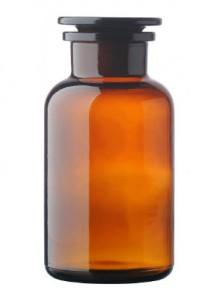 ขวดใส่สารเคมี ขวดใส่สารละลาย (Reagent bottle) 1000ml